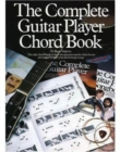 The Complete Guitar Player : Chord Book - Book