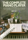 The Complete Piano Player : Book 1 - Book