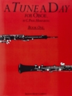 A Tune A Day For Oboe Book One - Book