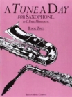 A Tune A Day For Saxophone Book Two - Book