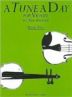 A Tune A Day For Violin Book Two - Book