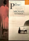 Michael Nyman : The Piano - Book