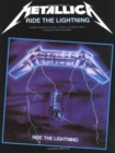 Metallica : Ride the Lightning Guitar (Tab Edition) Guitar TAB Edition - Book