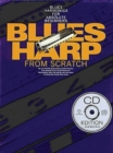 Blues Harp From Scratch (Book/CD) - Book
