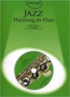 Guest Spot : Jazz Playalong for Flute - Book