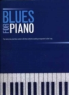 Blues for Piano - Book