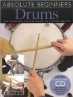 Absolute Beginners : Drums - Book