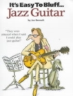 It's Easy To Bluff... Jazz Guitar - Book