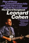 Leonard Cohen : Chord Songbook - Book