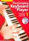 The Complete Keyboard Player : Book 1 with CD - Book