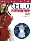 Playalong Cello : Classical Tunes - Book