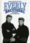 The Definitive Everly Brothers Chord Songbook - Book