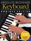 Absolute Beginners : Keyboard - Omnibus Edition - Book