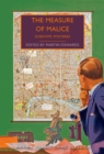 The Measure of Malice : Scientific Detection Stories - Book