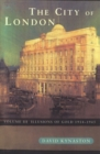 The City Of London Volume 3 : Illusions of Gold 1914 - 1945 - Book