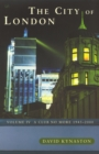 The City Of London Volume 4 - Book