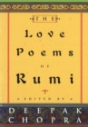 The Love Poems Of Rumi - Book