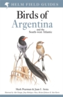 Field Guide to the Birds of Argentina and the Southwest Atlantic - Book