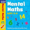 Mental Maths for Ages 5-6 - Book