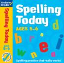 Spelling Today for Ages 5-6 - Book