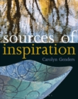 Sources of Inspiration : For Ceramics and the Applied Arts - Book