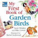 RSPB My First Book of Garden Birds - Book