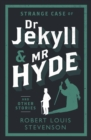 Strange Case of Dr Jekyll and Mr Hyde and Other Stories - eBook