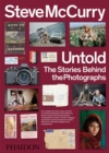 Steve McCurry Untold: The Stories Behind the Photographs - Book