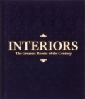 Interiors (Midnight Blue Edition) : The Greatest Rooms of the Century - Book