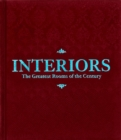 Interiors (Merlot Red Edition) : The Greatest Rooms of the Century - Book
