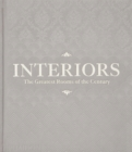 Interiors (Platinum Gray Edition) : The Greatest Rooms of the Century - Book