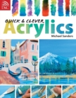 Quick & Clever Acrylics - Book