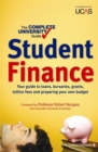 The Complete University Guide: Student Finance : In association with UCAS - Book