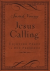 Jesus Calling (Brown Leathersoft) : Enjoying Peace in His Presence (with Scripture References) - Book