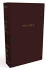 NKJV, Thinline Bible, Leathersoft, Burgundy, Red Letter, Comfort Print : Holy Bible, New King James Version - Book