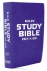NKJV, Study Bible for Kids, Softcover, Multicolor : The Premier NKJV Study Bible for Kids - Book