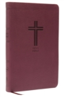 NKJV, Value Thinline Bible, Leathersoft, Burgundy, Red Letter Edition, Comfort Print : Holy Bible, New King James Version - Book