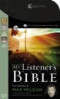 KJV, Listener's Audio Bible, Audio CD : Vocal Performance by Max McLean - Book