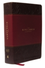 KJV, The King James Study Bible, Leathersoft, Burgundy, Red Letter, Full-Color Edition : Holy Bible, King James Version - Book