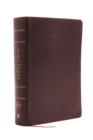 KJV, The King James Study Bible, Bonded Leather, Burgundy, Red Letter, Full-Color Edition : Holy Bible, King James Version - Book