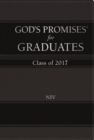 God's Promises for Graduates: Class of 2017 - Black : New International Version - Book