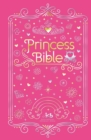 ICB, Princess Bible, Pink, Hardcover, with Coloring Sticker Book - Book