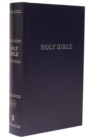 KJV, Pew Bible, Large Print, Hardcover, Blue, Red Letter, Comfort Print : Holy Bible, King James Version - Book