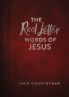 The Red Letter Words of Jesus - Book