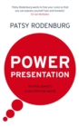 Power Presentation : Formal Speech in an Informal World - Book