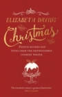 Elizabeth David's Christmas - Book