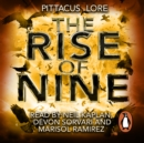 The Rise of Nine : Lorien Legacies Book 3 - eAudiobook