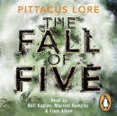 The Fall of Five : Lorien Legacies Book 4 - eAudiobook