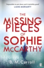 The Missing Pieces of Sophie McCarthy - Book
