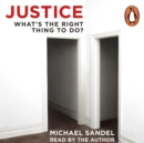 Justice : What's the Right Thing to Do? - eAudiobook